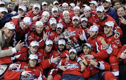 Windsor Spitfires 2010 champions