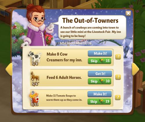 Mini Cow Corral - FarmVille 2