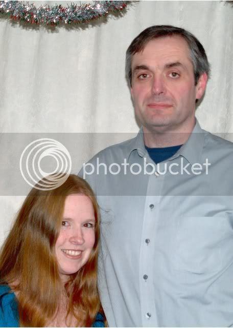 Becky & Robert 7th anniversary 05 Jan 09