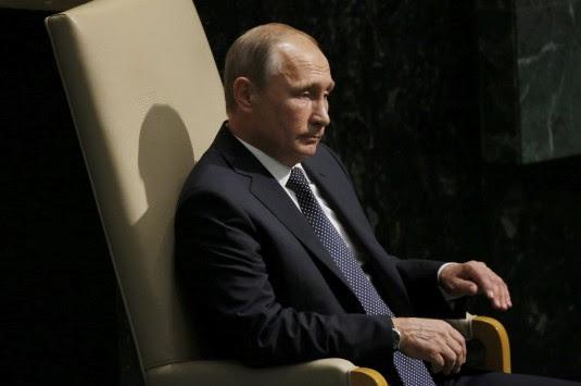 Ρωσικά μαχητικά βομβαρδίζουν τους Τζιχαντιστές - Πούτιν: Δεν θα τους περιμένω να έρθουν σπίτι μας!