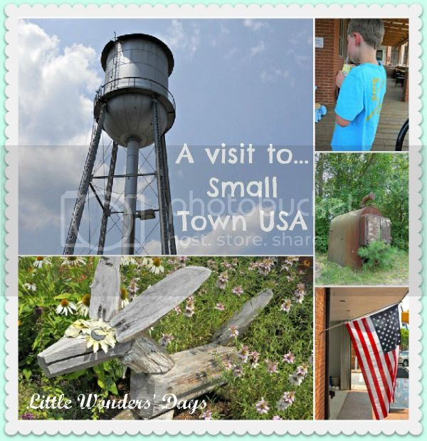 Tips for exploring a small town