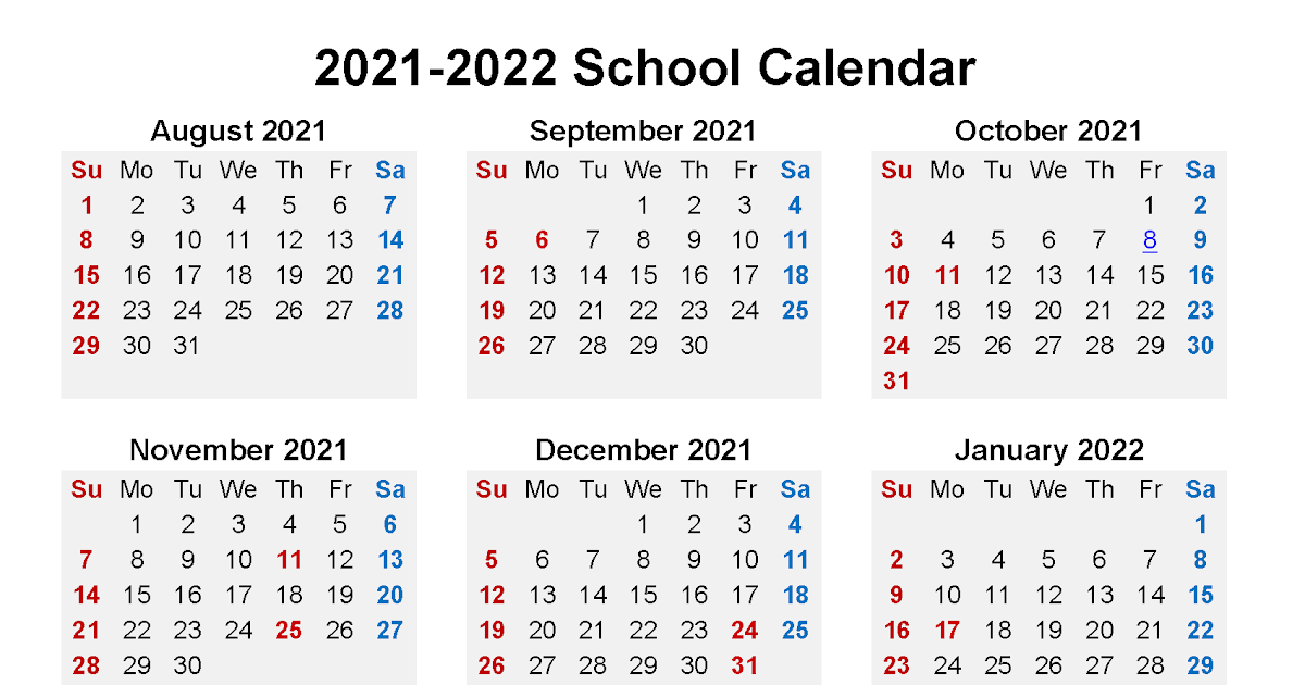July 2020 June 2021 Calendar Printable | 2021 Calendar