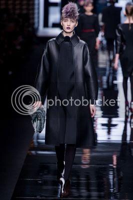 Fendi fall winter 2013/14 runway collection