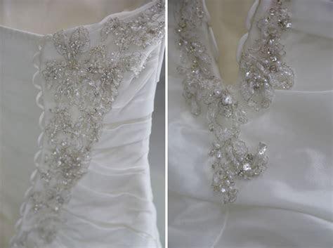 DIY: How to Clean Your Wedding Dress   Weddingbee