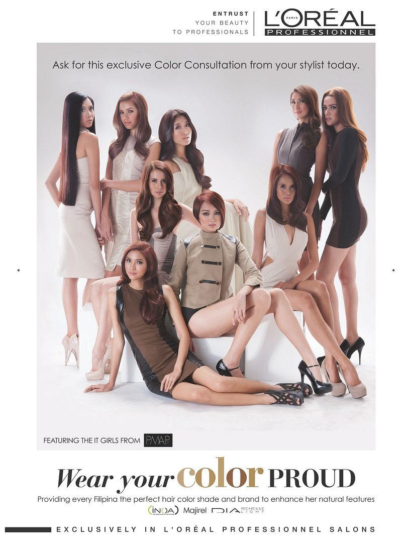 Real Asian Beauty Wear Your Color Proud Hair Color Makeover Giveaway