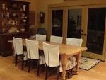 Tips on Choosing Dining Room Chair Slipcovers | Home Ideas