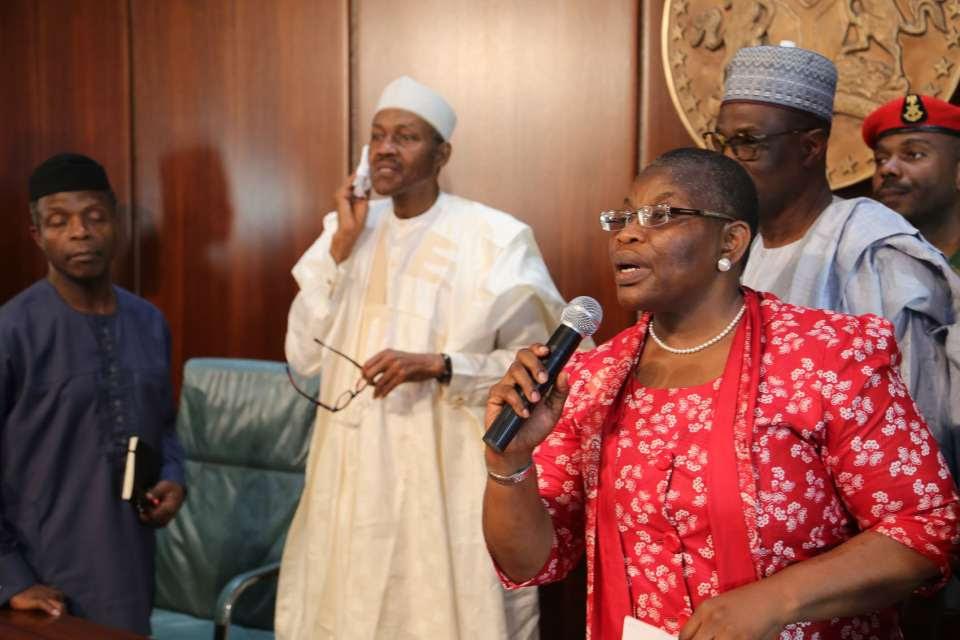 Buhari Repeating Obasanjo, Jonathan's Mistakes – Ezekwesili