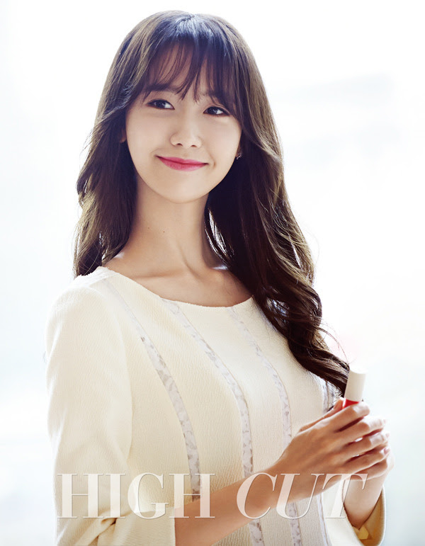 SNSD Yoona - High Cut Magazine Vol.143