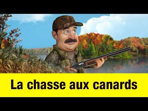 La chasse aux canards - Têtes à claques