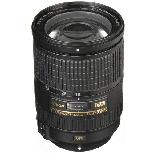 Nikon lens 18-300mm