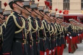 Avanza la implantación del inglés en las Academias militares.