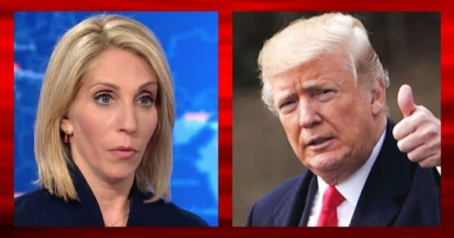 After CNN's Dana Bash Praises Trump – Liberals Bash Her, But Dana Stands Up And Defends Donald Again