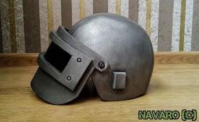 Gambar Helm Level 3 Free Fire
