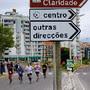 7 Maratona Figueira da Foz - Placa praia Claridade