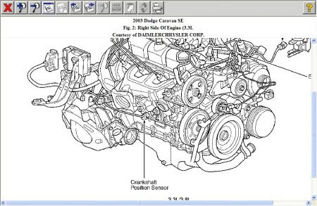 2003 Dodge Grand Caravan Engine Diagram - Cars Wiring Diagram