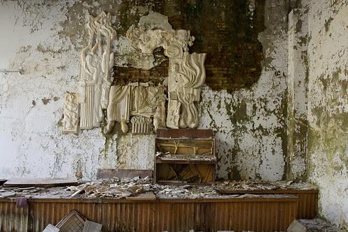 Concert hall, Pripyat