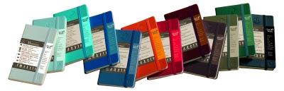 La collezione completa dei taccuini Memoriae