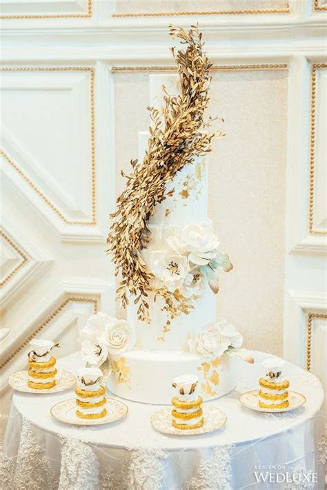 WedLuxe ? An Ethereal Take on Ancient Greece ? Wedding
