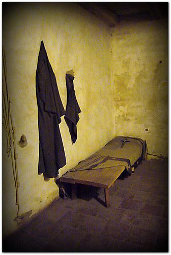 Padre Junipero Serra's Cell
