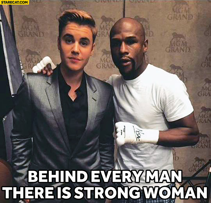 Behind Every Successful Man There Is A Strong Woman Quote Daily
