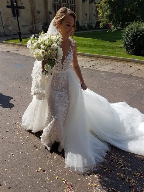 Berta 17 114 Second Hand Wedding Dress on Sale 34% Off