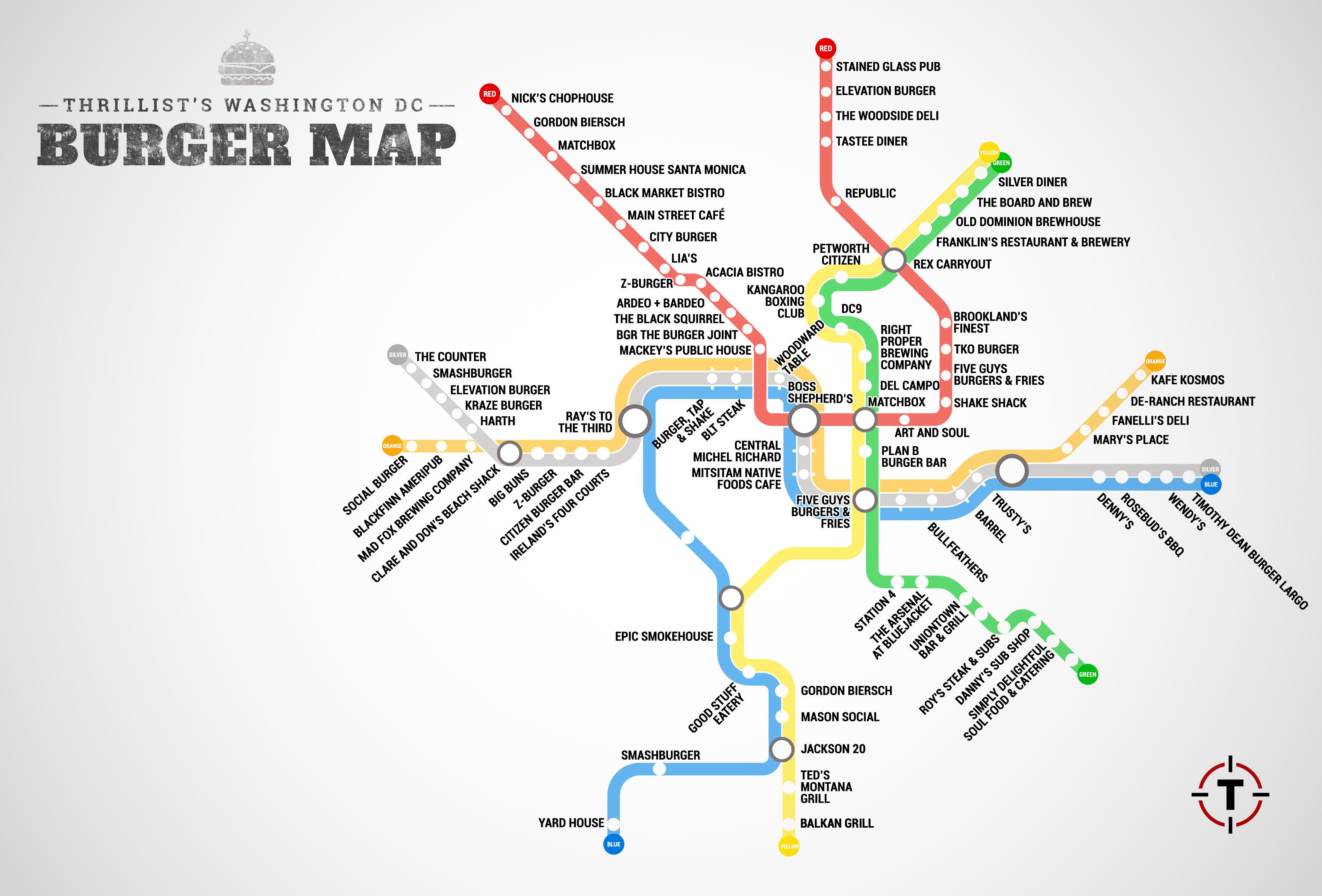 Subway Map In Washington Dc.Dmv Metro Map States Maps