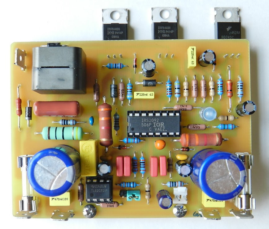 Class D Amplifier Pcb Layout - Circuit Boards