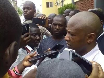 Kidnapper Evans' Multi-million Truck Yard Uncovered In Lagos, Secretary Arrested