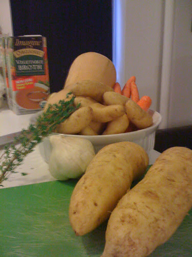 Roasted Vegetables - Photo Courtesy of Greg Palmer