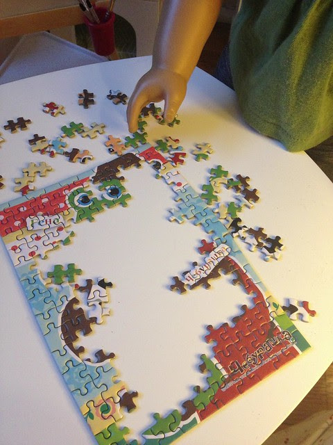Making a Puzzle