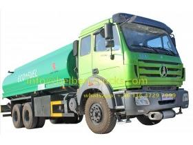 north benz 20 CBM fuel tanker supplier