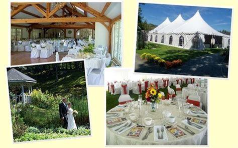 Weddings at Hartman's Herb Farm in Barre, Massachusetts