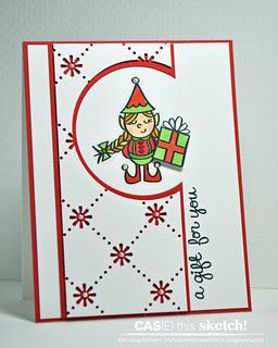 Neat & Tangled Elf