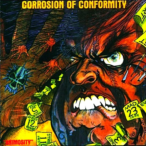 Corrosion of Conformity - Animosity Album Cover