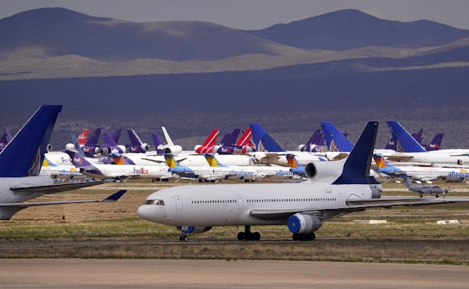 TECH ABHISHEK NEWS: Seven airlines close billions of dollars in loans with Treasury