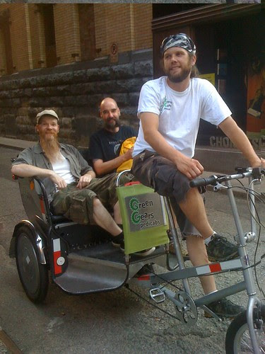 Pedicab-Pittsburgh
