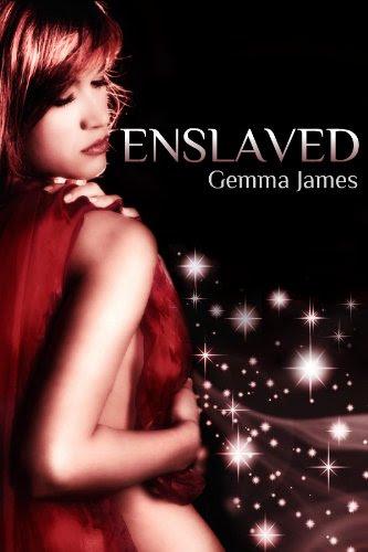 Enslaved (The Devil's Kiss #2) by Gemma James