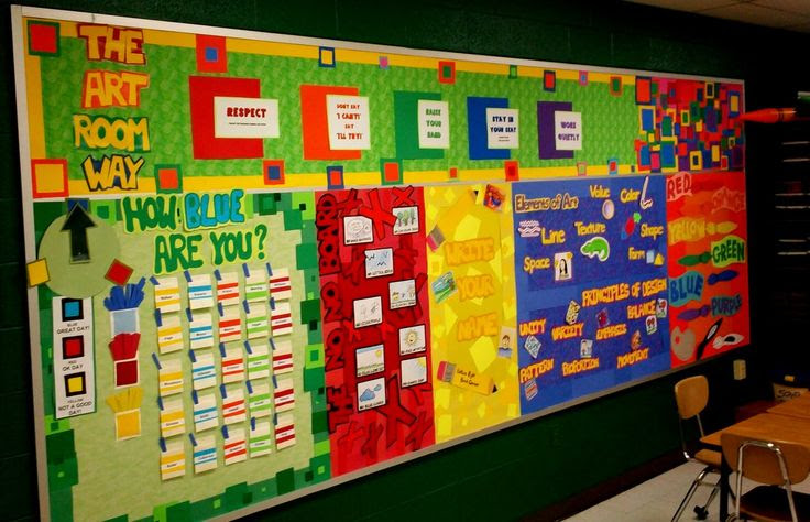 Most amazing bulletin boards ever! LOVE them!!