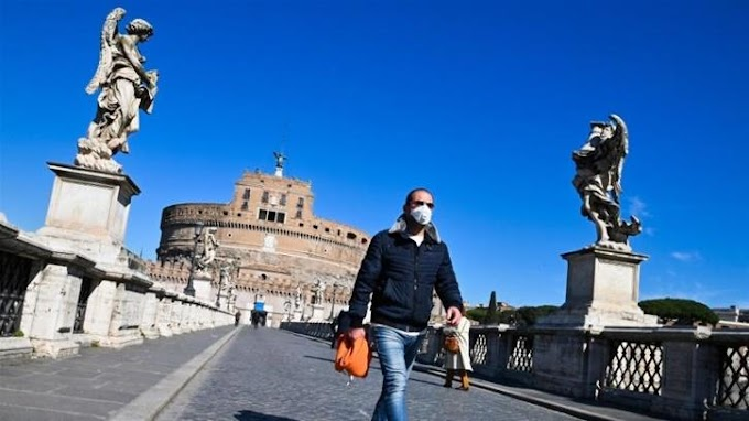 With 4,000 Deaths Already Due To Coronavirus In Italy, Govt Calls Military To Enforce Lockdown