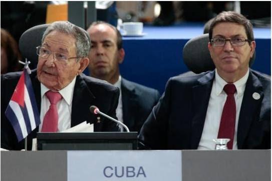 Raúl Castro habla en la Cumbre de NOAAL en Venezuela, 17 de septiembre de 2016