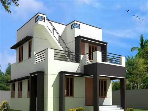 modern small house plans simple modern house plan designs