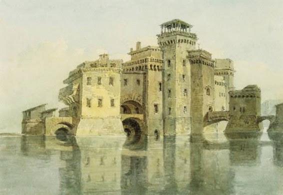 Festung, Lombardei