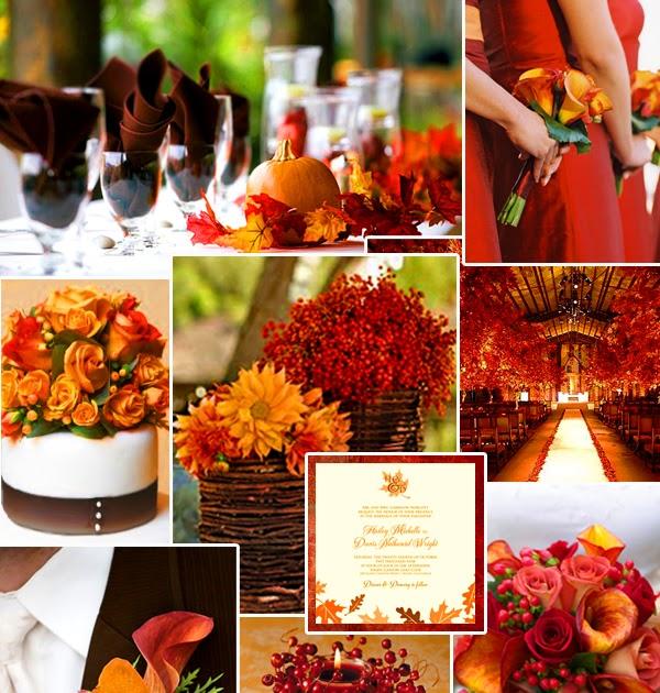 Memorable Wedding Ideas: Memorable Wedding: Fall Wedding Decor Ideas To Bring