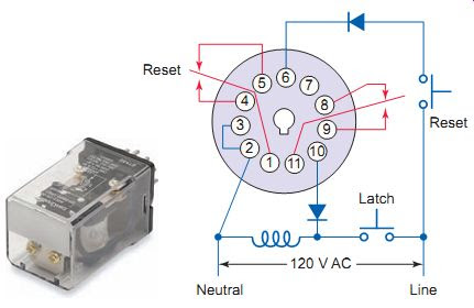 Motor Control Systems Relays Part D