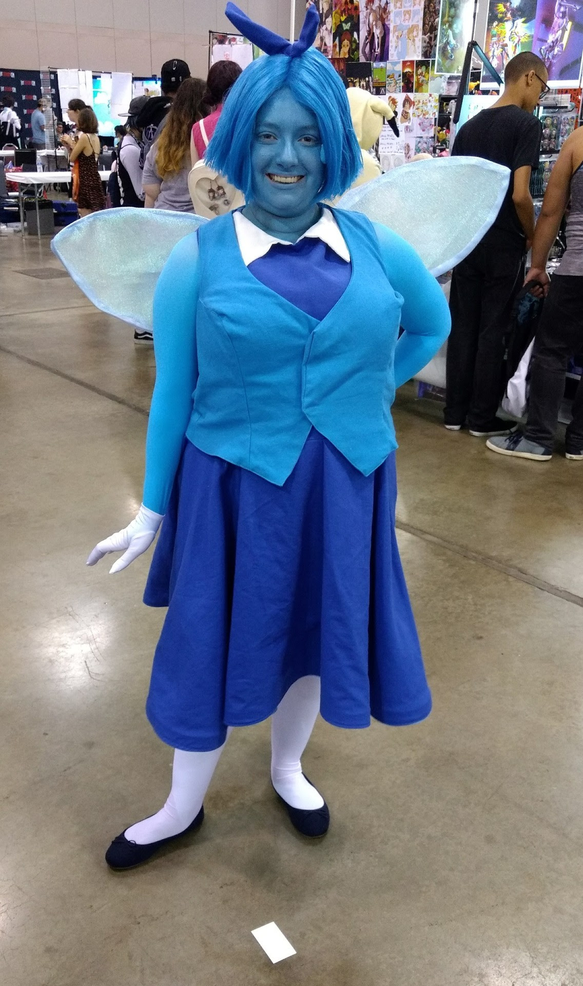 Snaps of the Steven Universe cosplays I saw at animenext this weekend!! I caught a few of you with wigs off getting food etc but I love documenting cosplay and you all still looked lovely I...