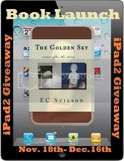 The Golden Sky Book Launch and iPad2 Giveaway