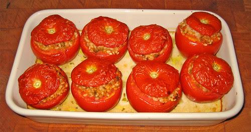 pomodori ripieni di riso alla napoletana by fugzu