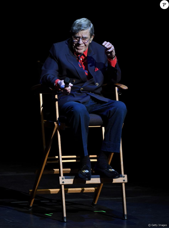 Jerry Lewis morreu aos 91 anos, de causas naturais, em 20 de agosto