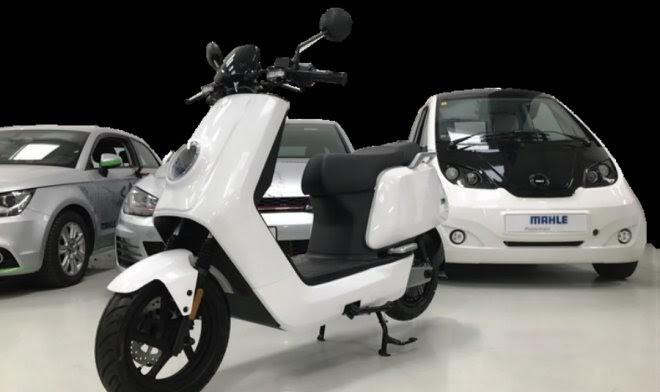 Литий-углеродный аккумулятор позволит перезарядить электромопед за 90 секунд