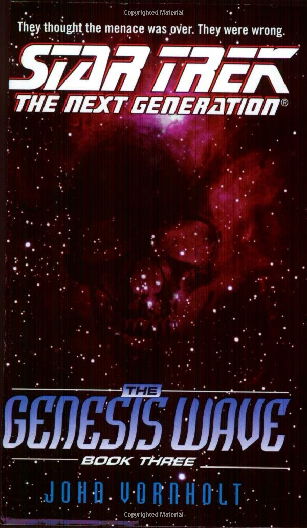 The Genesis Wave Book Three (Star Trek Next Generation (Numbered ...